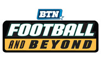 Big Ten Football & Beyond logo