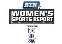 Big Ten Women's Sports Report logo