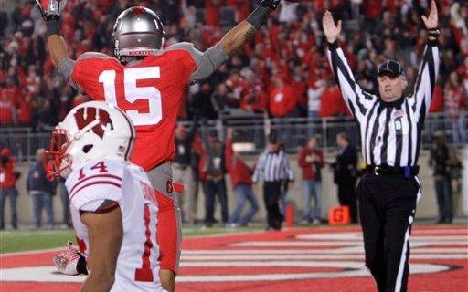 Ohio State's Devin Smith