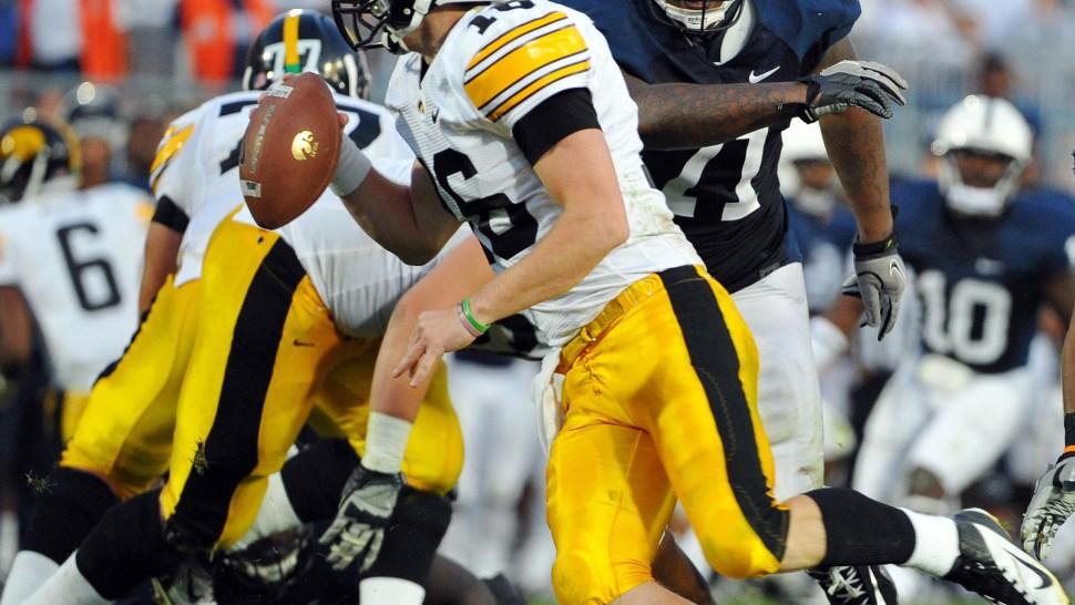 Iowa's James Vandenberg