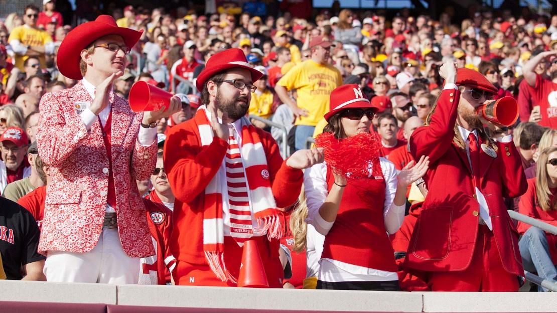 Nebraska Fans