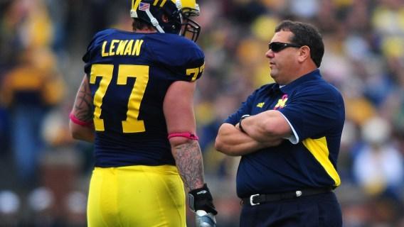 Michigan's Taylor Lewan