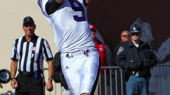 Northwestern's Drake Dunsmore