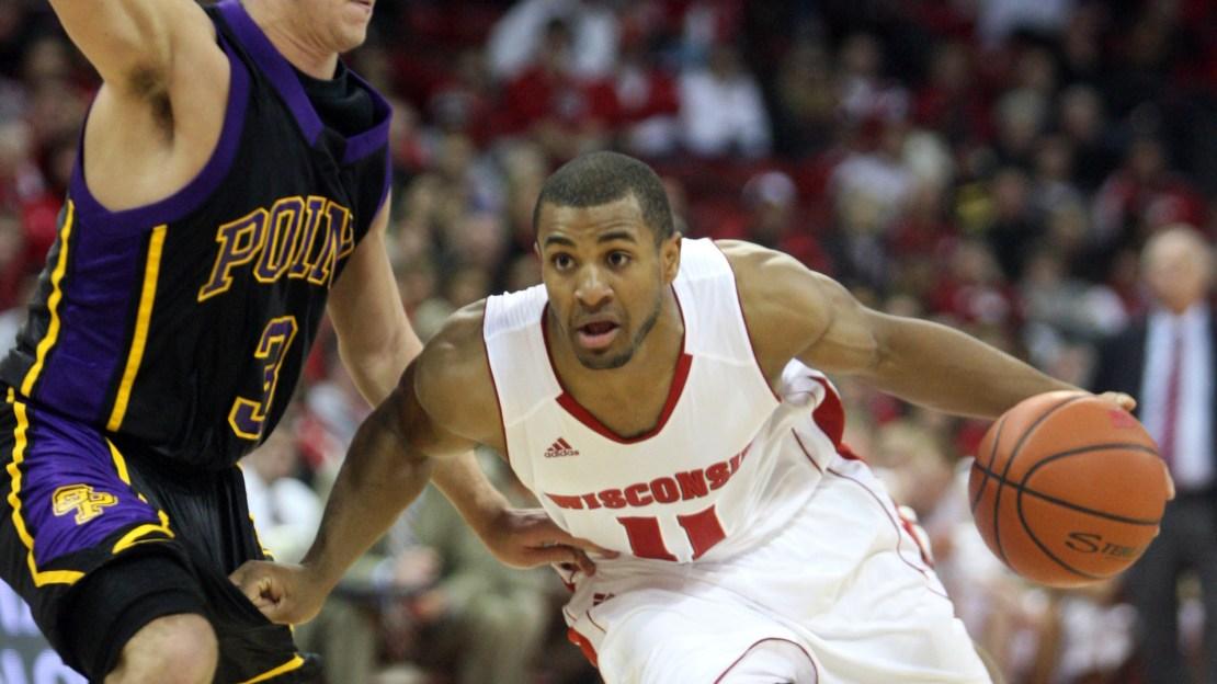Wisconsin's Jordan Taylor
