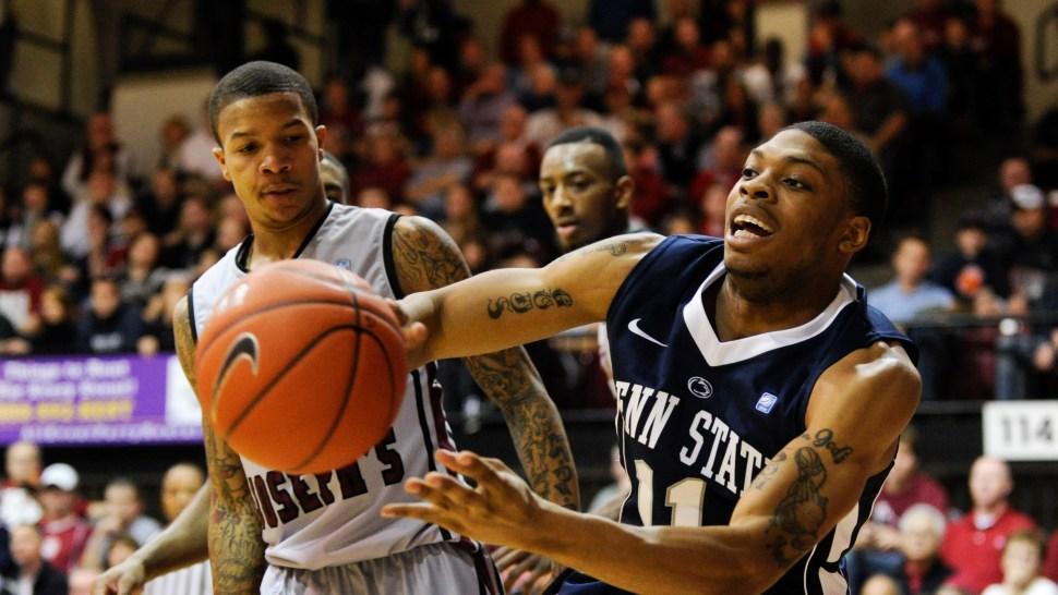 Penn State's Jermaine Marshall