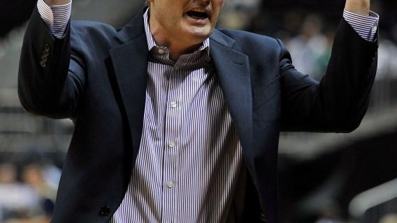Northwestern's Bill Carmody
