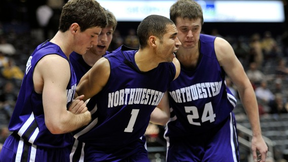 Northwestern's Drew Crawford