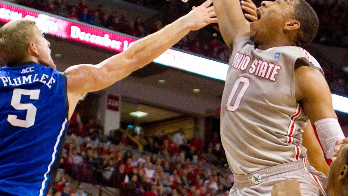 Ohio State's Jared Sullinger