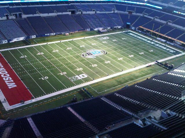 Big Ten Football Championship Field