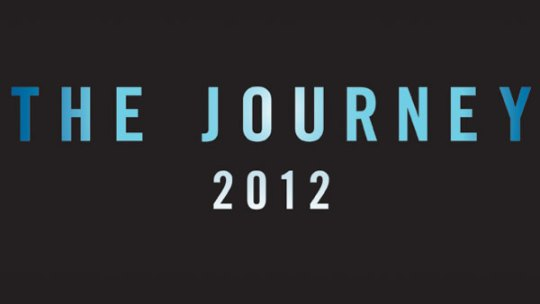 The Journey 2012 logo