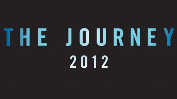 The Journey 2012 logo