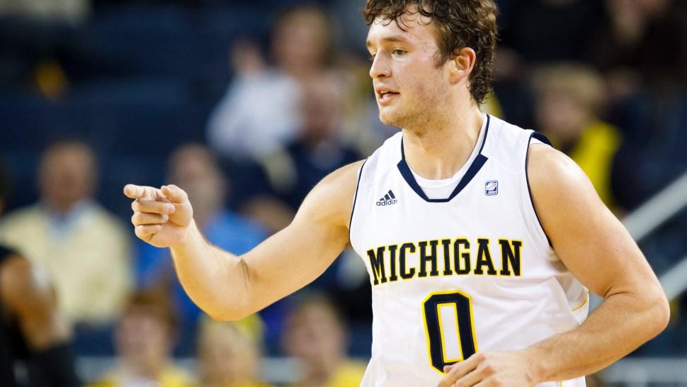 Michigan's Zack Novak