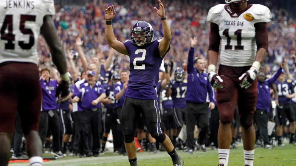 Northwestern's Kain Colter