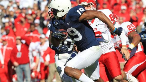 Penn State's Justin Brown