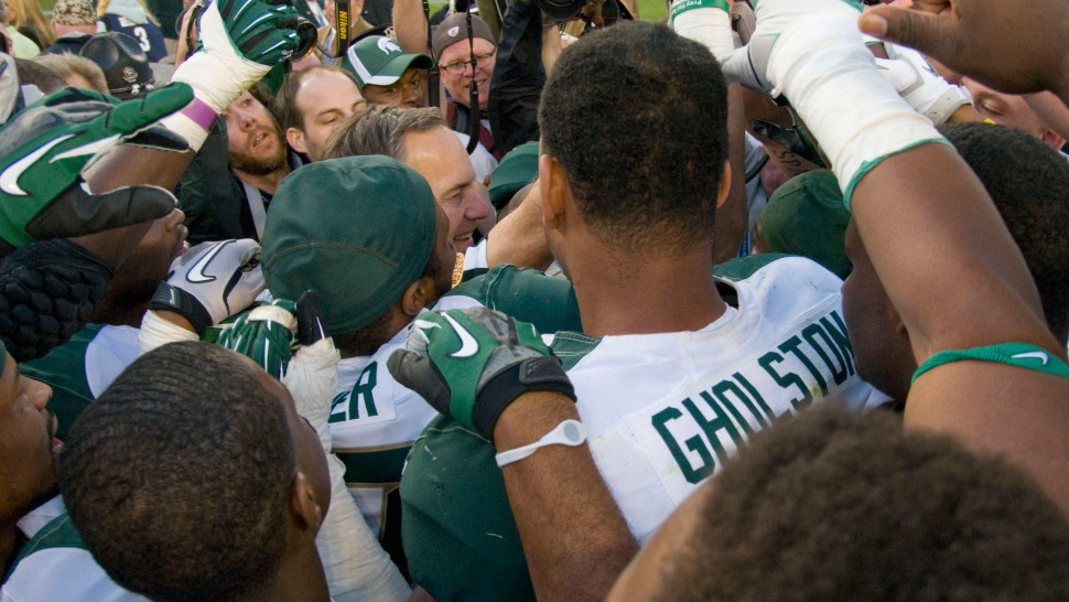 Michigan State Celebration
