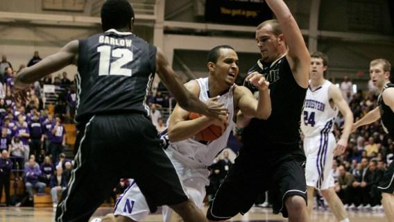 Northwestern's Reggie Hearn