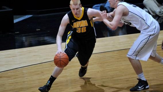 Iowa's Aaron White