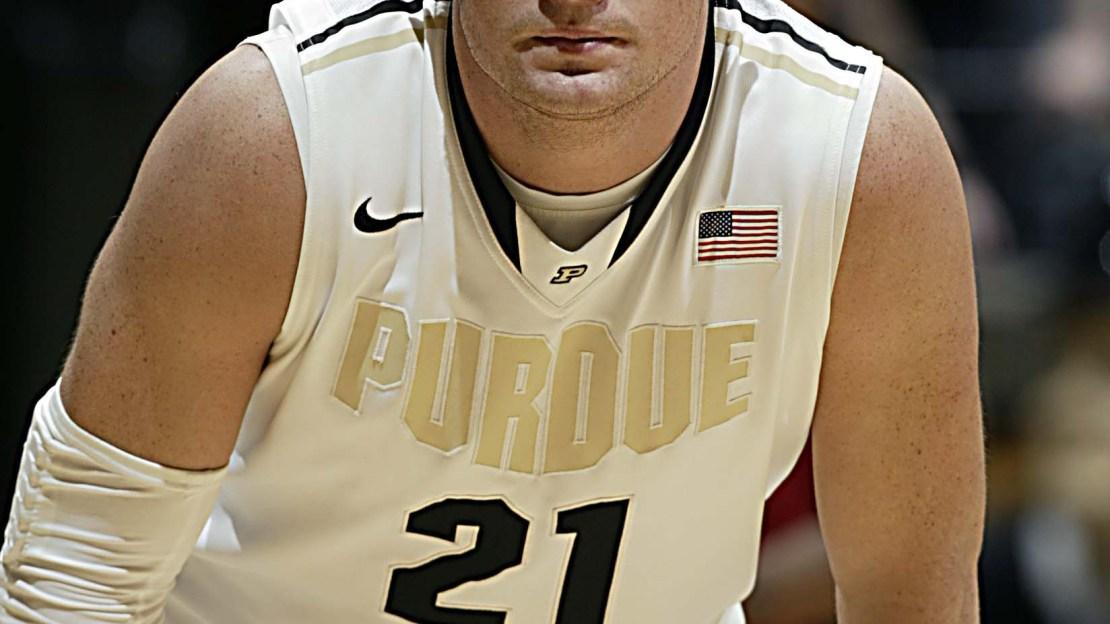 Purdue's D.J. Byrd