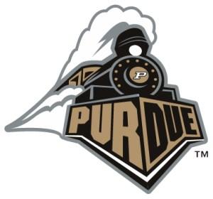 Old Purdue Logo