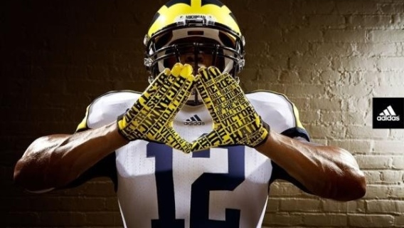 Michigan gloves