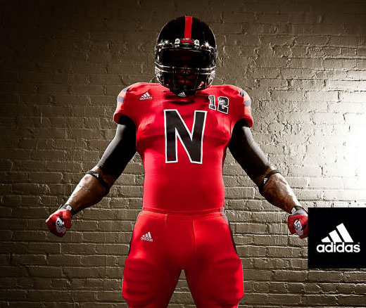 Nebraska alternate uniform
