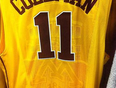 Minnesota Basketball Jersey