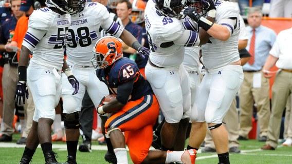 Northwestern Defense