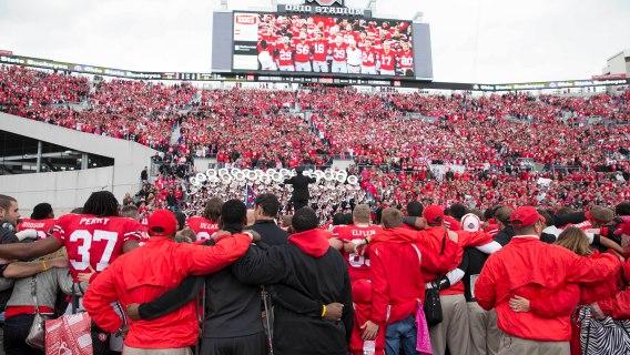 Ohio State Celebration