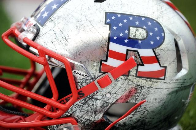 Rutgers Helmet