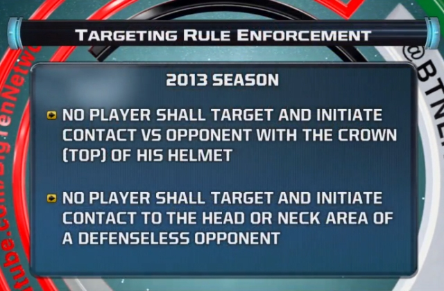 New Rule Explanation