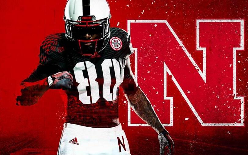 reputable site a3018 cfa9a Photo: Nebraska to wear black alternate vs. UCLA « Big Ten ...