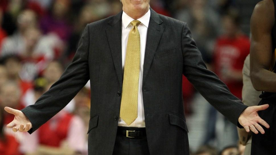 Big Ten suspends Iowa's Fran McCaffery 1 game « Big Ten Network