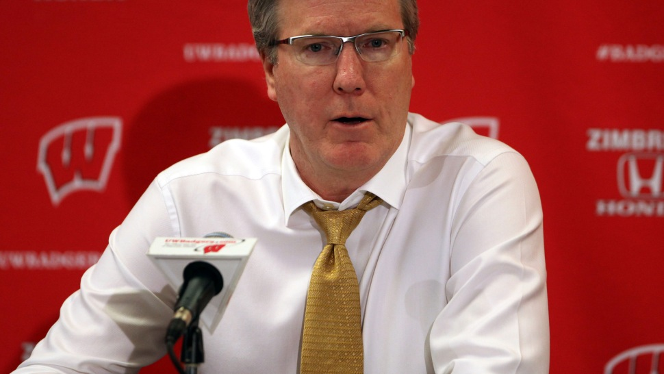 Fran McCaffery talks about Sunday night's ejection « Big Ten