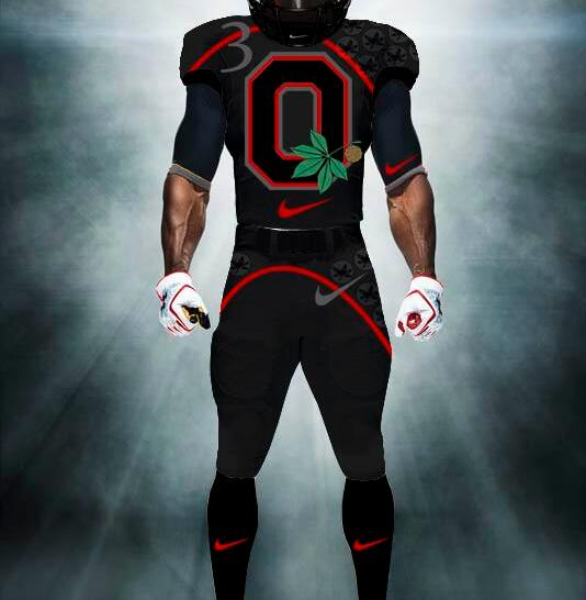 separation shoes 34816 50fa5 Photo: Check out these OSU alternate uniforms concepts « Big ...