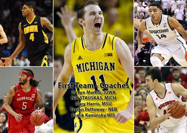 Coach First Team