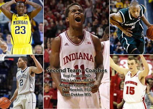 Second Team (Coaches)