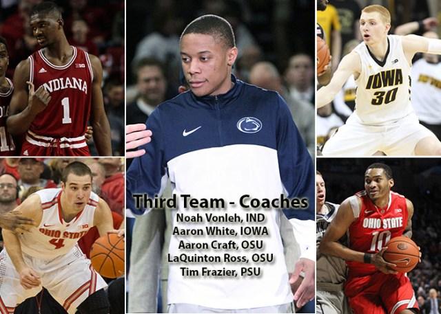 Third Team (Coaches)
