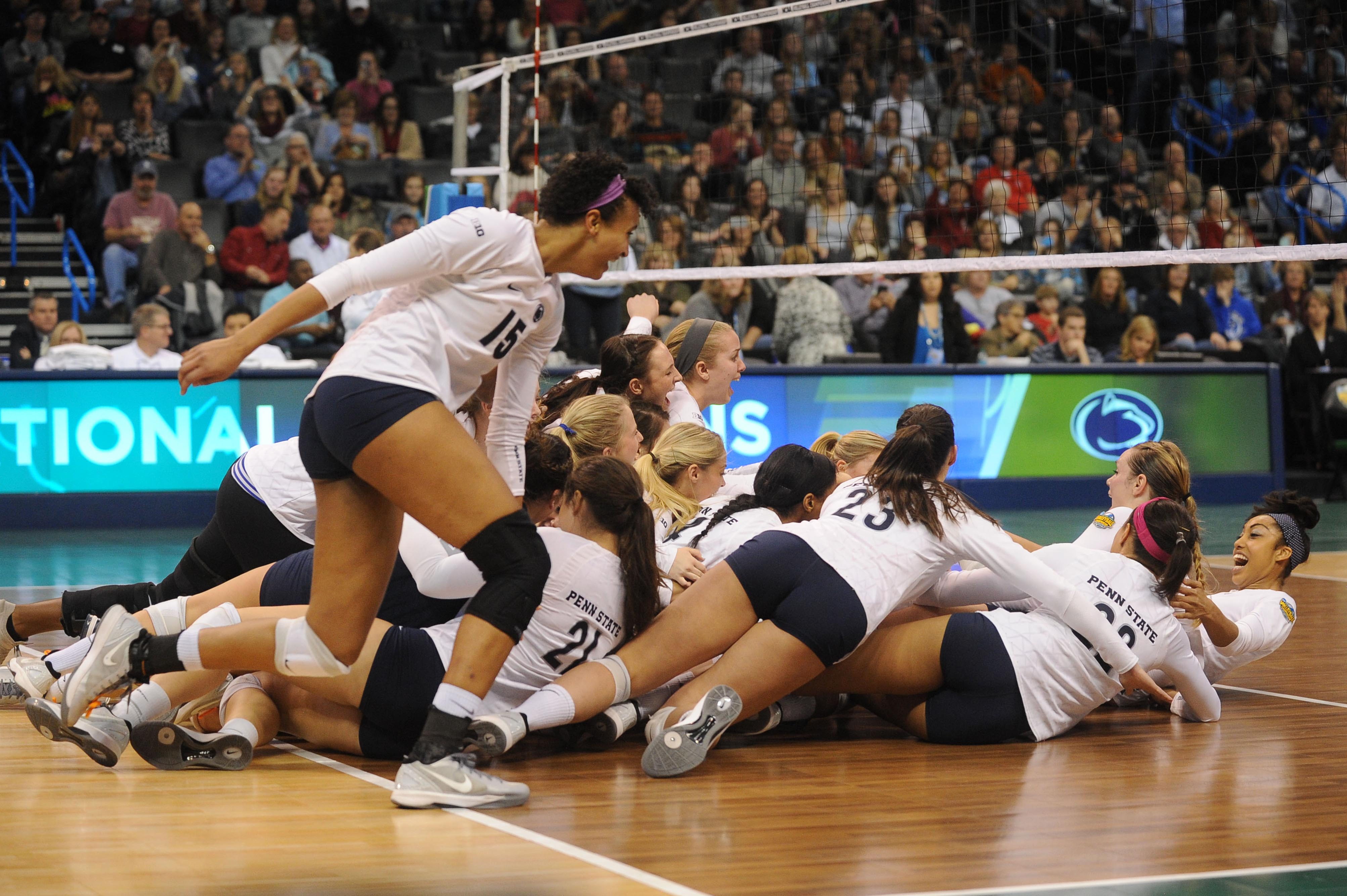 Gallery Penn State Volleyball Claims Seventh Ncaa Championship Big Ten Network