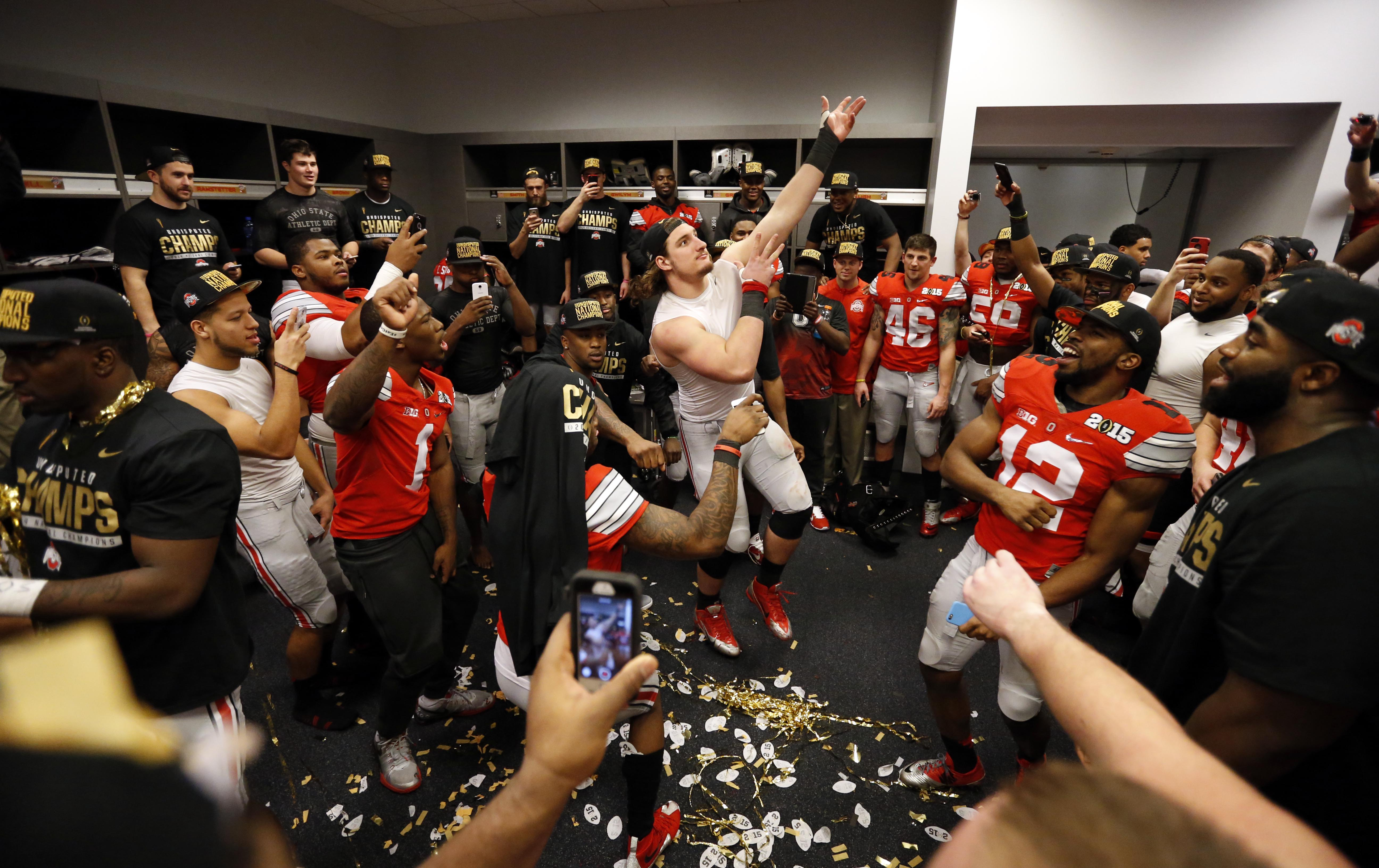 Twitter: Our top 5 Ohio State postgame national title tweets
