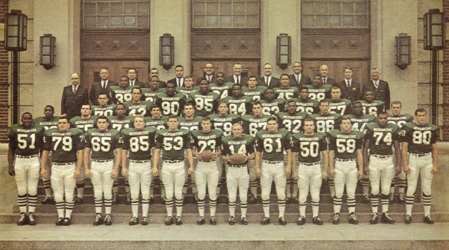 The 1965 Michigan State Spartans football team
