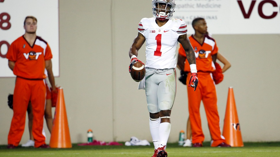 buy popular ce045 52212 Yep, Ohio State's Braxton Miller looks like a natural at ...
