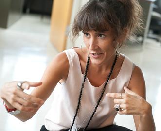 Doctor Brenna Argall robotics professor at Northwestern University