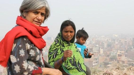 Michigan State University alum Kamini Prakash in India