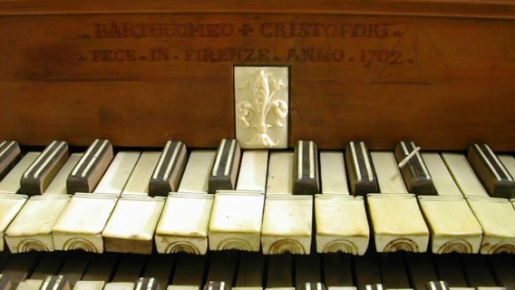 A keyboard instrument from the University of Michigan Stearns Collection