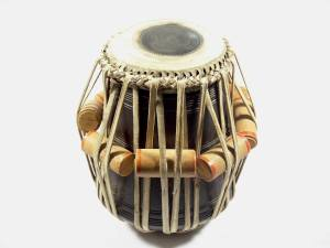 An Indian Tabla from the University of Michigan Stearns Collection