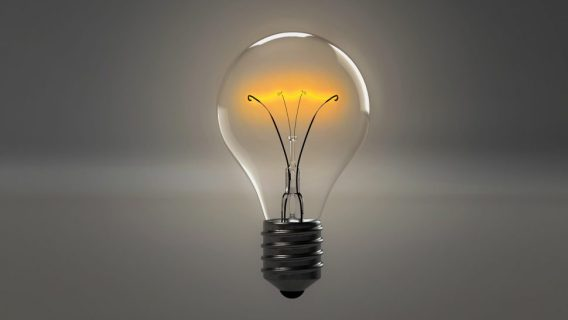 This is a lightbulb