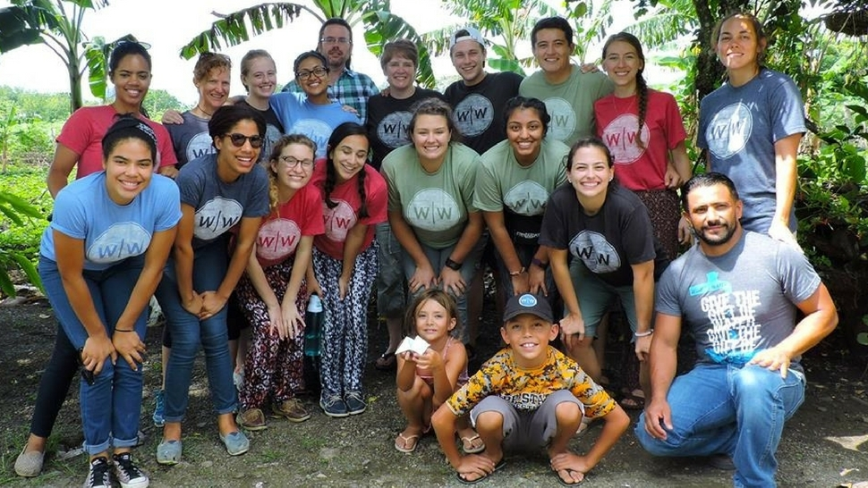 Indiana University students participate in a service learning trip with Indianapolis nonprofit Timmy Global Health