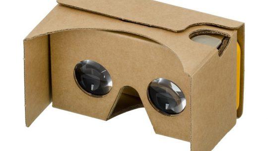 Google Cardboard VR Glasses