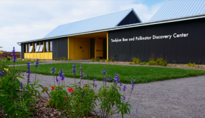 exterior of the bee lab at the university of minnesota