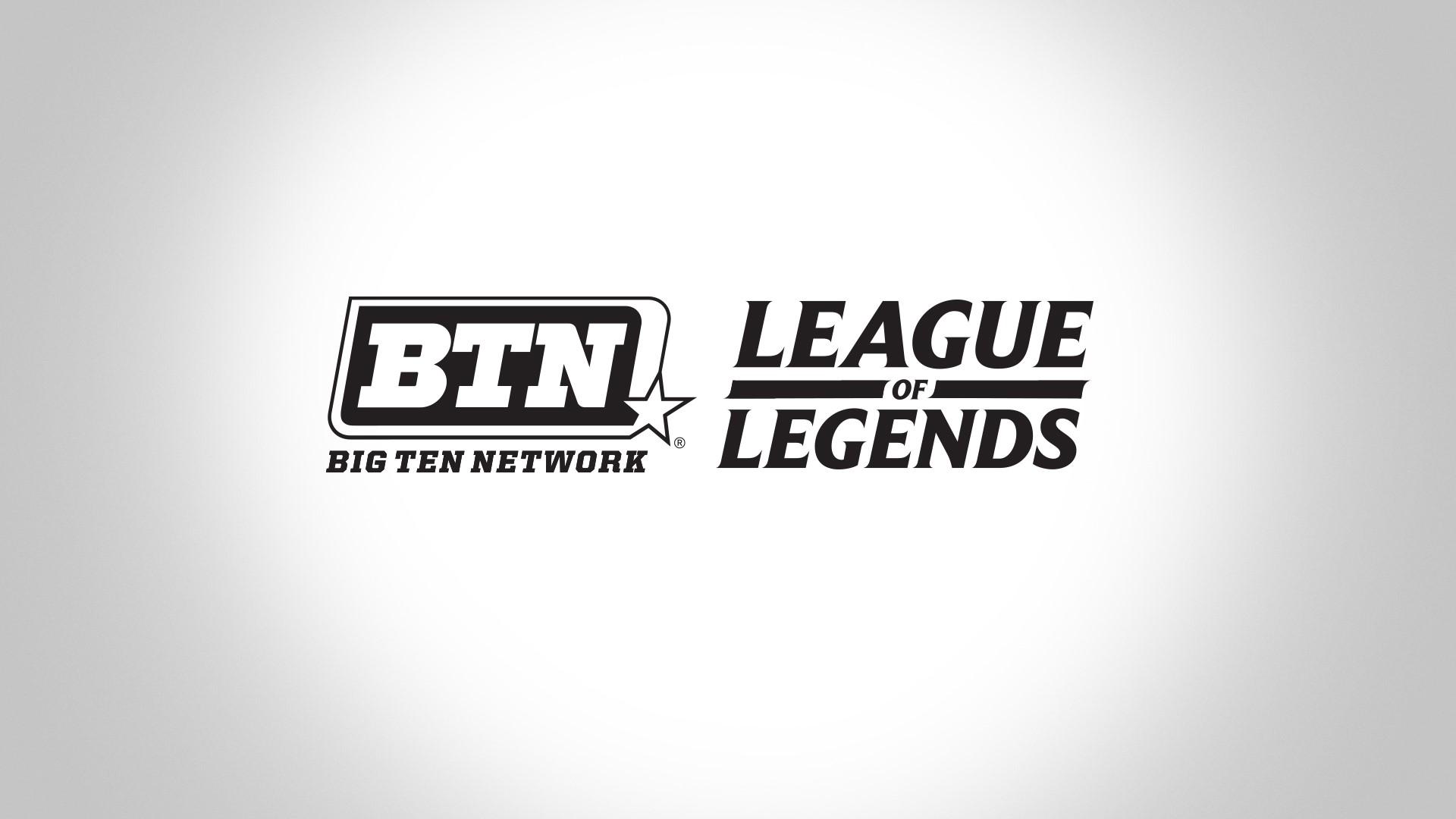 Big Ten Network, Riot Games extend College League of Legends